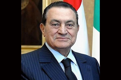 Hosni Mubarak Tutup Usia