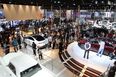 Jualan Mobil di Tiongkok Anjlok Hingga 96 Persen