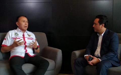 Eksklusif: Iwan Bule Garansi Jadwal Liga 1 tak Tumpang Tindih