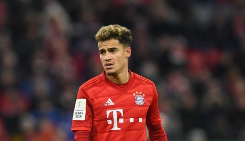 Bayern Muenchen Ragu Permanenkan Coutinho