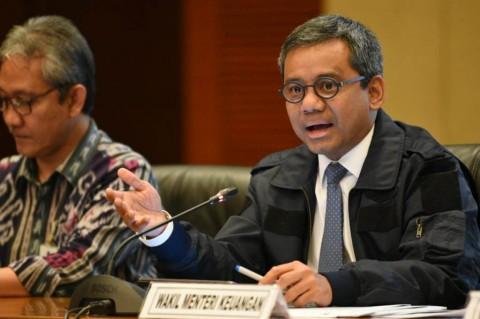 Wamenkeu: Ekonomi RI Berpotensi Turun 0,3% Akibat Korona