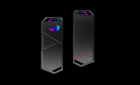 Asus ROG Punya Enclosure SSD M.2 Strix Arion