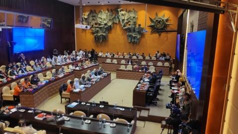 Tiga Gubernur Tak Hadir Rapat Banjir Jabodetabek di DPR