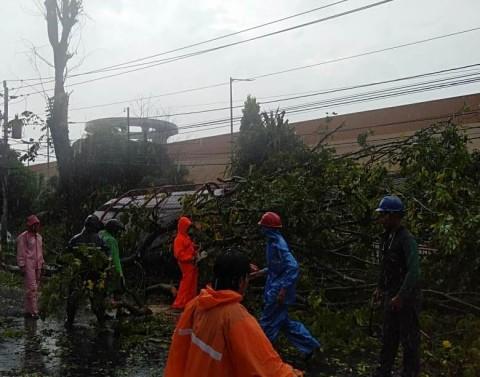 BPBD Solo Siaga Bencana 24 Jam
