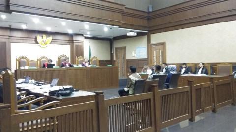 Hakim Peringatkan Sopir Eks Direktur PT AP II