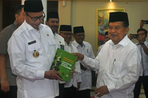 JK Lantik Pengurus DMI Banten