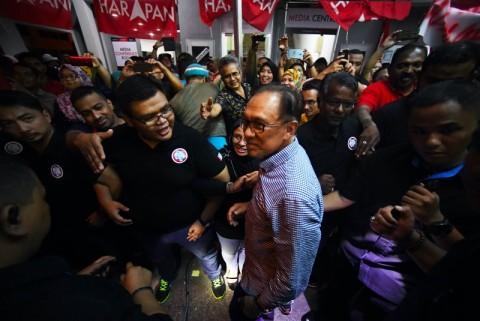 Anwar Ibrahim Klaim Raih Dukungan Jadi PM Malaysia