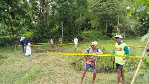 Kubang Bekas Galian Tanah di Sumenep Akan Diteliti