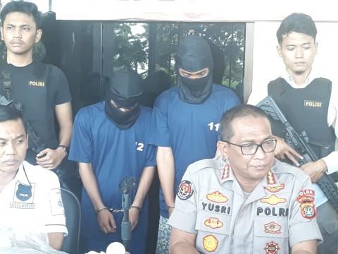 Polisi Sebut Tersangka Spontan Merusak Mal AEON JGC
