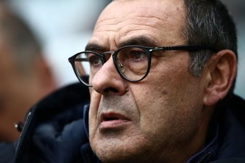 Italia Krisis Virus Korona, Sarri Perbolehkan Fans Juve ke Prancis