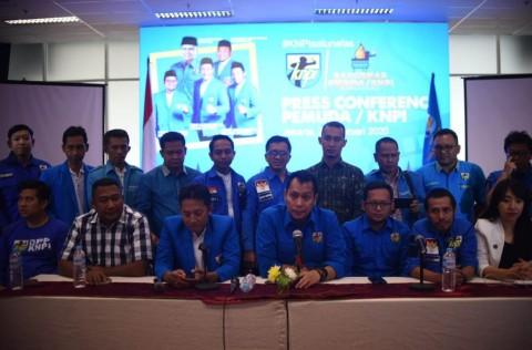 Rekonsiliasi DPP KNPI se-Indonesia Satukan Wadah Pemuda