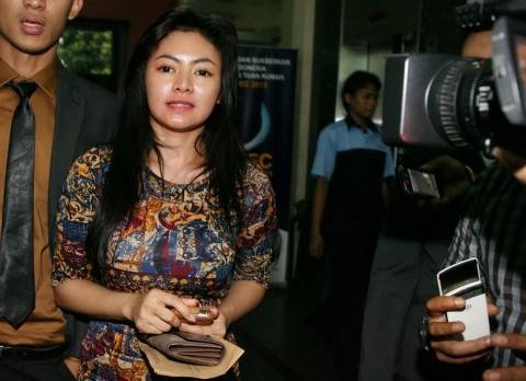 Vitalia Sesha Kembali Ditangkap karena Narkoba