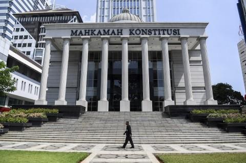 MK Tolak Pemisahan Pemilu Serentak