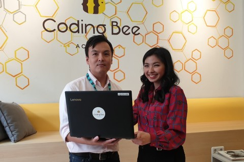 Coding Bee Bakal Gelar K12 Computer Science Education Fair 2020
