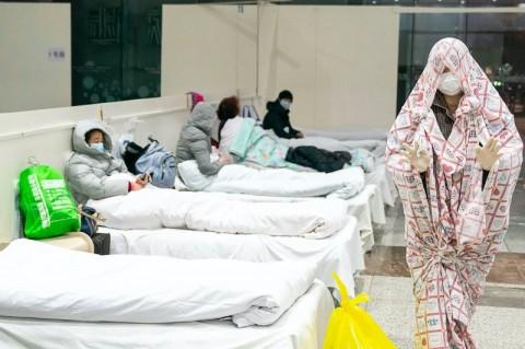 WHO: Kasus Baru Korona Lebih Tinggi di Luar Tiongkok