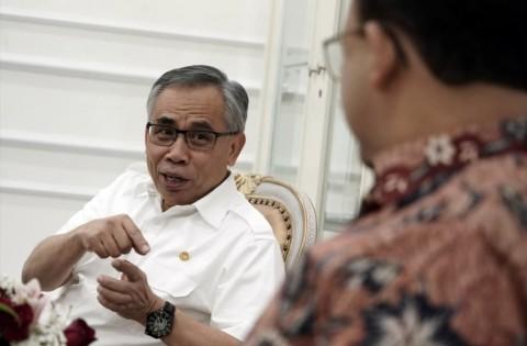 Antisipasi Virus Korona, OJK Siapkan Kebijakan Stimulus Perekonomian