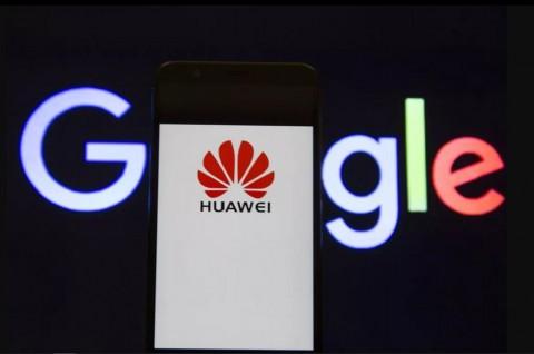 Google Daftarkan Dokumen untuk Lisensi Izin Dagang dengan Huawei