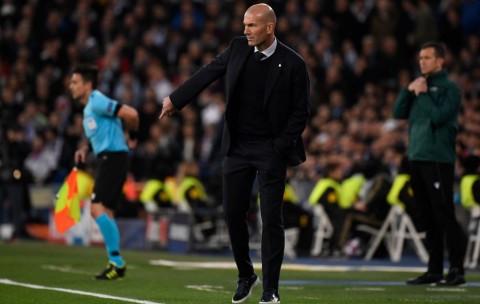 Zidane Ungkap Faktor Kekalahan Madrid