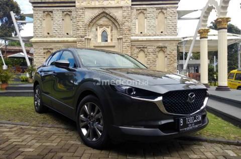 Mazda Seriusi Segmen yang Dimainkan Mobil Eropa
