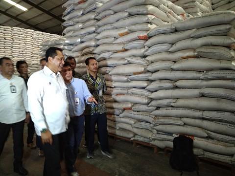 Gudang Bulog di Kelapa Gading Siaga Banjir