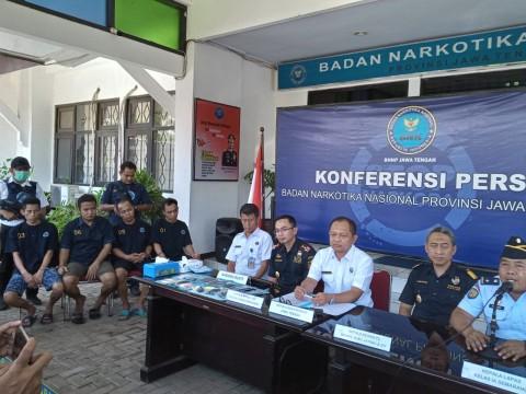 Lagi, BNN Ungkap Bisnis Sabu Dikendalikan dari Lapas