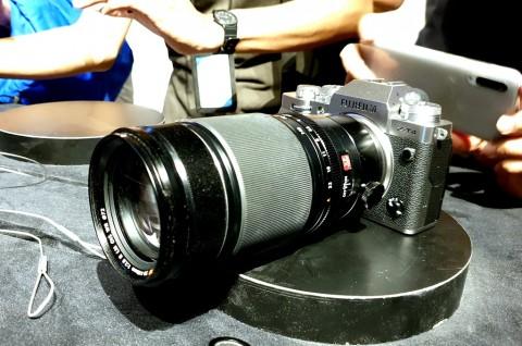 Fujifilm Resmi Hadirkan Kamera Seri X-T Terbaru di Indonesia
