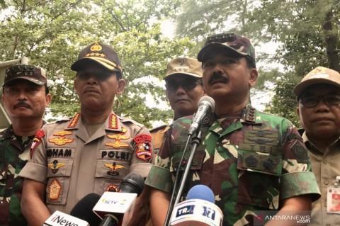 Panglima Minta Protokol WHO Dipatuhi di Pulau Sebaru