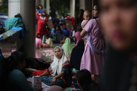 5.158 Warga Jakarta Masih Mengungsi