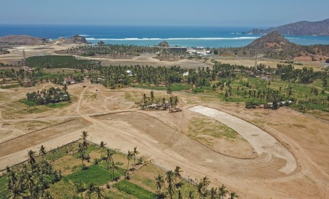 Mandalika Circuit Project to be Completed This Year