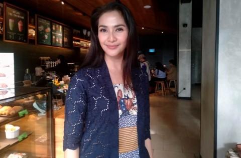 Restu Suami jadi Kunci Kesuksesan Maudy Koesnaedi
