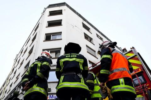 Lima Tewas dalam Kebakaran Apartemen di Strasbourg