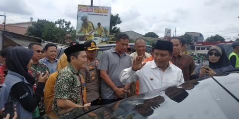 Pemprov Jabar Salurkan Rp750 Juta untuk Banjir Bekasi