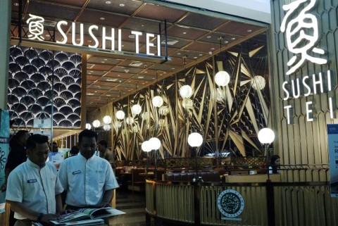 Sengketa Bisnis Sushi-Tei dan Kusnadi Rahardja Berakhir Damai