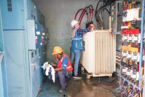 2.486 Gardu PLN Kembali Normal Pascabanjir