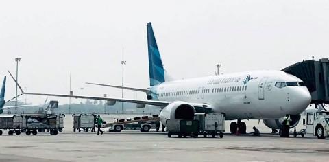 Garuda Siap Evakuasi WNI di Diamond Princess