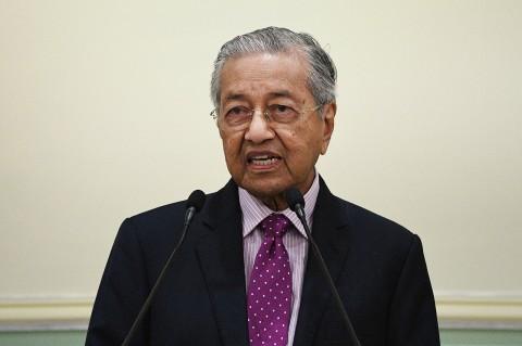 Mahathir: Sidang Parlemen Tentukan PM Baru Malaysia