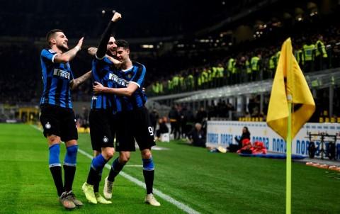 Gasak Ludogorets, Inter Melangkah ke Babak 16 Besar