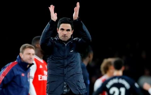 Arteta Frustrasi Arsenal Tersingkir di Liga Europa