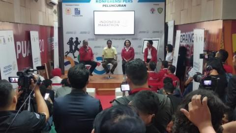 Indonesia akan Miliki Seri Marathon Bertaraf Internasional