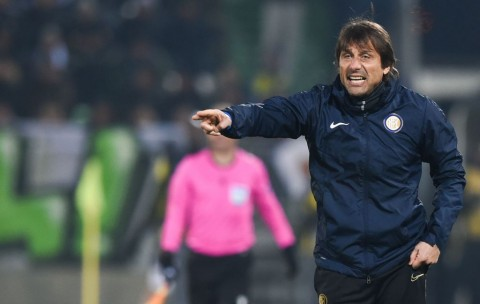 Inter Tanding tanpa Penonton, Perasaan Conte Campur Aduk