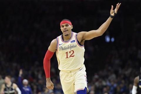 Philadelphia 76ers Bungkam Knicks