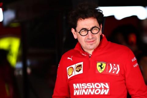 Performa Ferrari belum Menjanjikan