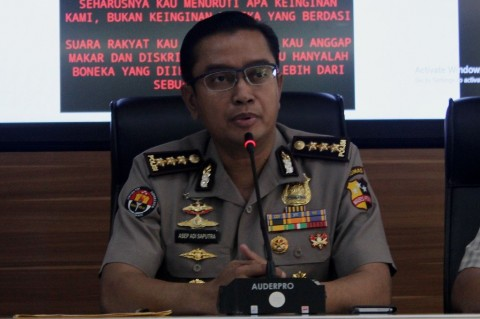 Bentrok TNI-Polri Di Tapanuli Utara Diselesaikan Internal