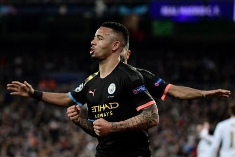 Digosipkan ke Madrid, Gabriel Jesus Tegaskan Betah di Manchester City