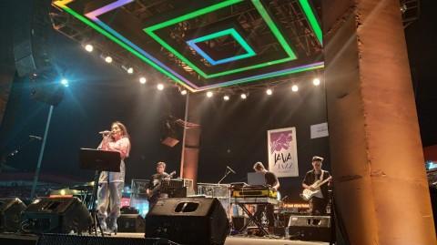 Persembahan Cantika untuk Chris Pattikawa di Java Jazz 2020