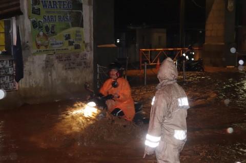 Tiga Kecamatan di Sumedang Terendam Banjir
