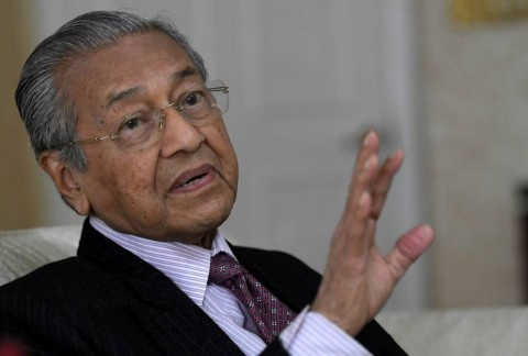 Partai Bersatu Resmi Terima Pengunduran Diri Mahathir Sebagai Ketua
