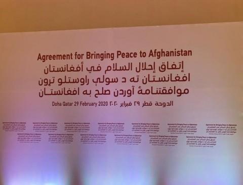 Perjanjian Perdamaian AS-Taliban akan Segera Ditandatangani