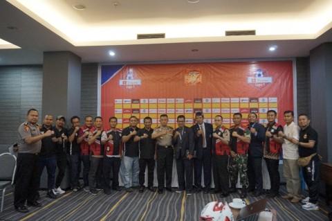 1.036 Personel Disiagakan untuk Pertandingan Persiraja vs Bhayangkara FC