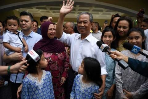 Muhyiddin Ditunjuk Jadi Perdana Menteri ke-8 Malaysia